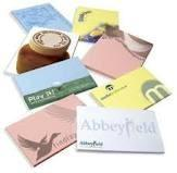 China High qunlity office stationery customized promotional desktop printing sticky notes on sale