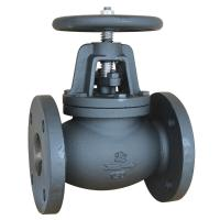 Quality Blue Grey Cast Iron Globe Valve MS SP-85 Class 125 / 150 Leakage Proof for sale