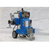 Quality Light Weight Polyurethane Spray Machine With Emergency Switch System for sale