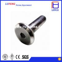 Quality Nickel Plated Stainless Steel Ball Head Screw High Quality weld studs bolts for sale