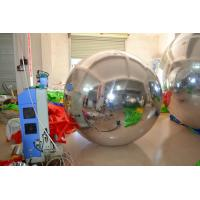 Best Good Tension Delicate Advertising Inflatable Mirror Ball For Celebrations wholesale
