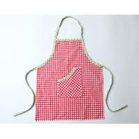 Quality Sleeveless  Personalized Cooking Apron , Girls Cooking Apron Custom Sizes for sale