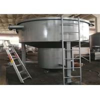 Quality Shaftless Screw Sand Water Separator 0.2mm Diameter Particles  Easy Maintenance for sale