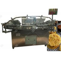 Buy cheap Crispy Sunflower Cookies Snacks Making Machine Italy Electric Pizzelle Baker from wholesalers