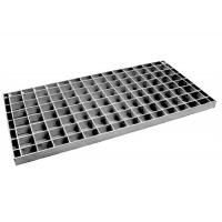 Quality Heavy Duty Stainless Steel Bar Grating Decking For Building Industries for sale