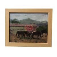 China Hand painted reproduction oil paintings for house hotel / wall art 20x24inch on sale