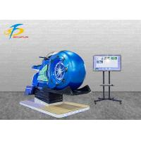 Quality High Speed VR Motorbike Simulator For Shopping Mall 2.4 * 1 * 1.5m for sale