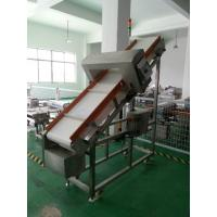 China Auto Conveyor Metal Detector 4015 for foods inspection  (inclined model with special belt) on sale
