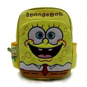 Quality Lovely SpongeBob Backpack for Kid and Children for sale