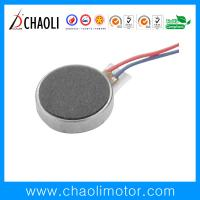 Quality Mini Flat Vibration DC Motor CL-0834 For Mini Bluetooth Tacker & Finder And Smart Band for sale