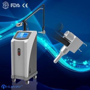 40W 10600nm Glass pipe Skin resurfacing Fractional CO2 Laser machine acne loss