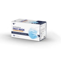 Buy cheap 3 Layer ASTM LEVEL 3 Hypoallergenic Disposable Medical Face Mask from wholesalers