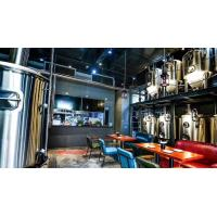 Buy Pub Craft Beer Brewing Equipment Steam Heating Single Phase Or 3 Phase at wholesale prices
