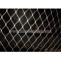 China Flexible Stainless Steel Rope Mesh/Stainless Steel Wire Rope Mesh For Decoration on sale