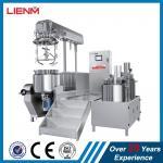 Quality Titling Vacuum Emulsifying Machine Cosmetic Cream Mixer 100L 50L 200L 300L 500L 1000L for sale