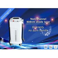 Best Permanent Painless Hair Removal , 808nm Diode Laser Hair Removal 1000W Large Energy Good Effect wholesale