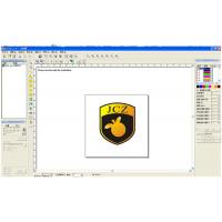 EZCAD Laser Engraving Software With Camera / Fly Mark / Double Axis