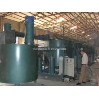Quality Engine Oil Purification System, Black Oil Decoloring for sale