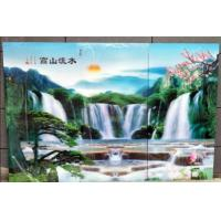 Buy cheap OK3D large 3d lenticular pictures printing motion 3d with motion and flip effect from wholesalers