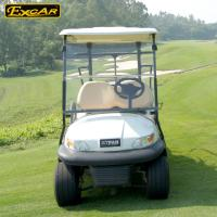 Quality Street Legal Motorized Low Speed Vehicle Golf Cart COC And CE Certificate for sale
