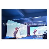 China HD P6 Outdoor LED Video Wall SMD2727 Nationstar 7000 CD/m2 with Power Box on sale