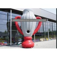 China outdoor inflatable trophy cup advertising selling on sale