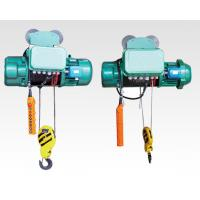Quality CD1 Single Speed Wire Rope Electric Hoist for sale