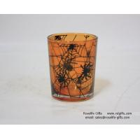 China glass tealight candle holder on sale