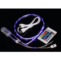 China CE ROHS 23.6in Battery Operated LED Flashing Shoe Light For Kids / Sports Shoes on sale