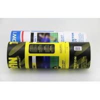 Quality Recycled Empty Paper Cans Packaging For Packing Badminton Tennis and Golf Balls for sale