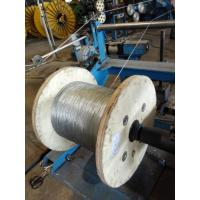 Quality Galvanized Steel Wire Strand ,EHS, 5000FT/Reel for sale