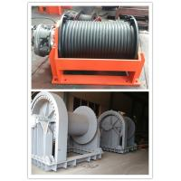 Quality Boat And Lifting Electric Lebus Grooved Drum For Lifting Machinery for sale