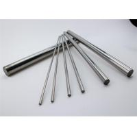 China H6 Ground Tungsten Carbide Round Bar , Wear Resistance Tungsten Bar Stock For End Mill Cutting Tool on sale