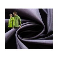 240T Pongee Coated Polyester Fabric , Breathable Polyester Fabric For Cloth / Lining