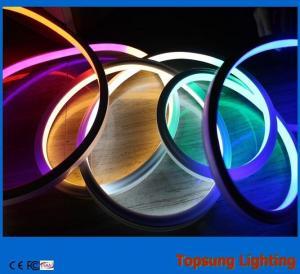 Best 220v green 100leds/m square led neon flex light for activity decoration wholesale