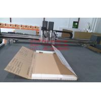 Buy cheap Customized Packaging Board Pattern Vibrating Knife Sample Cutting Machine from wholesalers