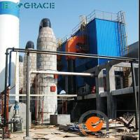 China Stainless Steel Industrial Dust Extraction Cyclonic Dust Collector Equipment on sale