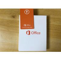 Quality Genuine Office 2016 Professional Retail With Optional Custom Languages for sale