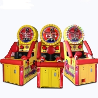 Quality Hercules Punch Sports Arcade Boxing Game Machine for sale