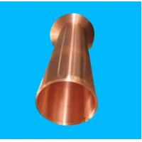 Buy Forged Copper Crystallizer Deep Processed High Pressure Die Casting Components at wholesale prices