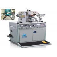 Quality Semi - Automatic 700W Hot Foil Stamping Machine For Irregular Shape for sale