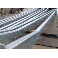 Quality Galvanized Commercial Steel Buildings , Steel Structure Large Metal Buildings for sale