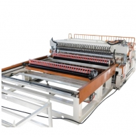 Quality Steel bar wire mesh welding machine 120KVA for sale