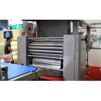 Quality Siemens Plc Puff Pastry Paratha Making Machine With 2 Sets Of Laminating Devices for sale