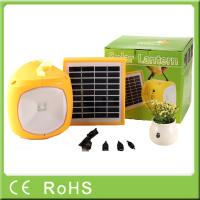Quality China factory wholesale price lithium battery LED rechargeable camping lantern for sale