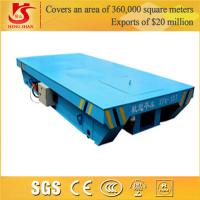 Quality Industrial Rail Mounted Flat Handling Vehicle For Flat Vehicle for sale