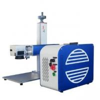 China 0.003mm Precision 20W Raycus Laser Engraver For Stainless Steel for sale