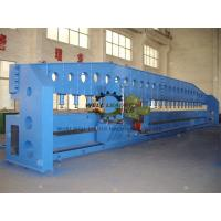 Quality 12M Steel Plate Edge Milling Machine Hydraulic Controlled With Beveling Head for sale