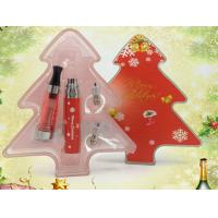 Quality Unique Red EGO-T Electronic Cigarette 1.6ml , Christmas Decorations Design for sale