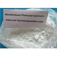 Buy cheap Bulking Cycle Raw Hormone Powders Nandrolone Phenylpropionate NPP CAS 62-90-8 from wholesalers